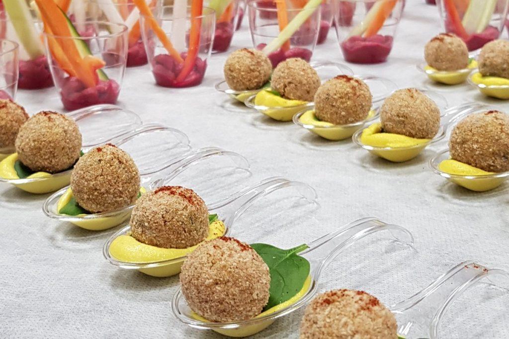 Polpettine di quinoa by PapillaMonella