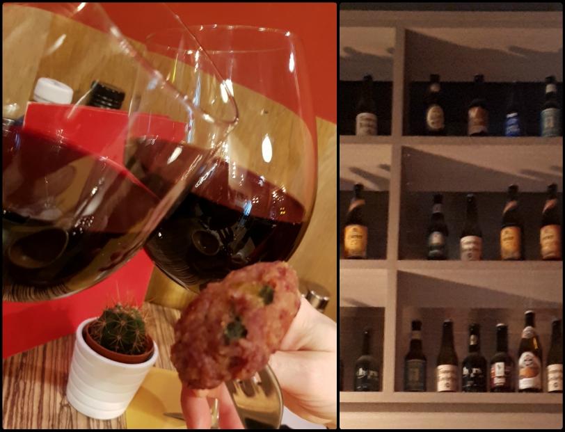 Mastgood la vera piadina romagnola a Milano vino e birre