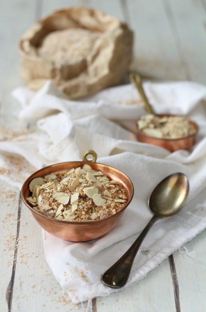 Come riciclare la crusca di grano AmoreTerra