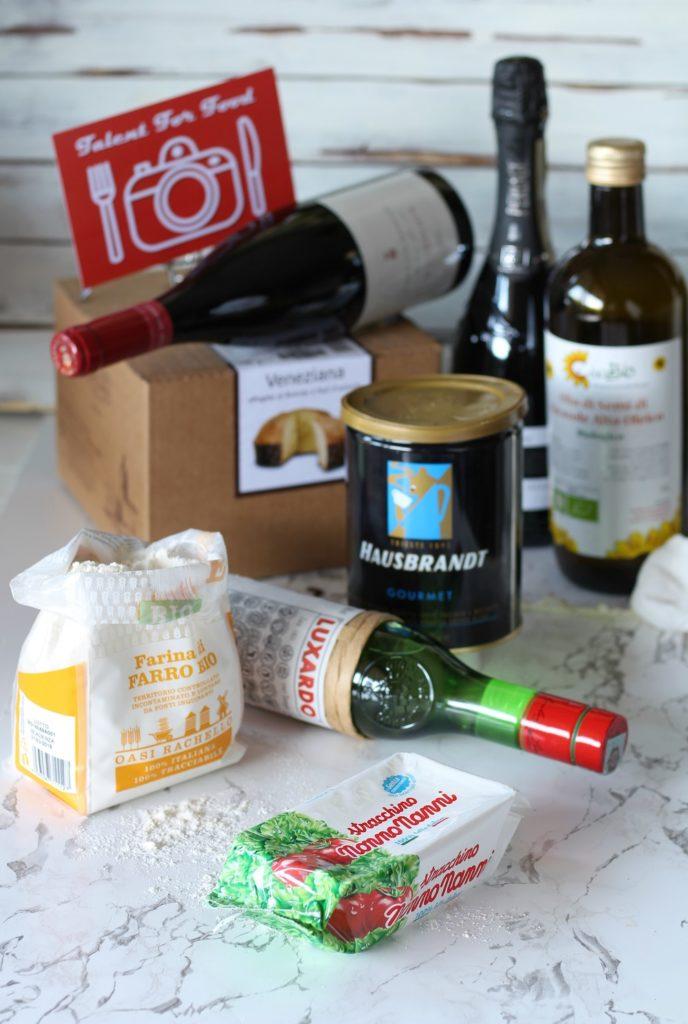 Panna cotta brulè Talent for food