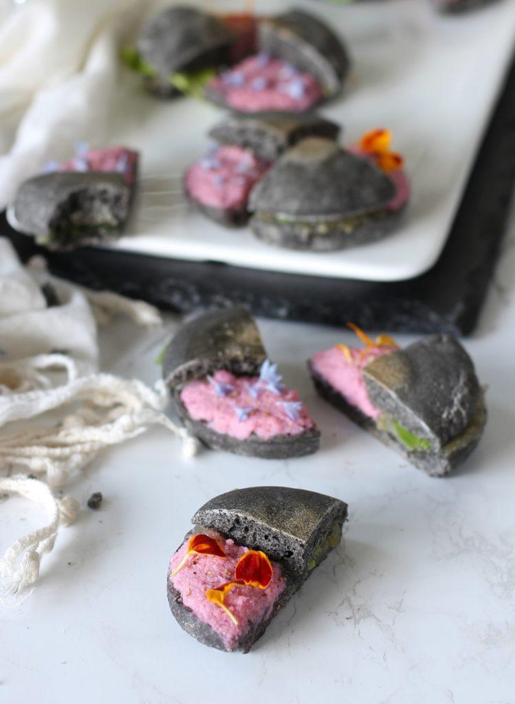 Spunciotti con stoccafisso in rosa e mostarda veneta AIFB