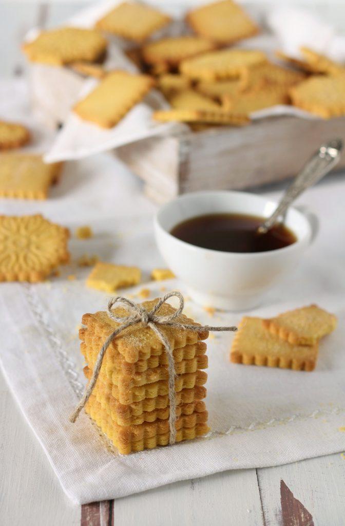 Biscotti solo tuorli senza lattosio pronti in 20 minuti ricetta facile