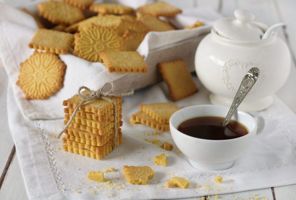 Cinque ricette con protagonista l'olio di oliva extravergine biscotti all'olio di oliva