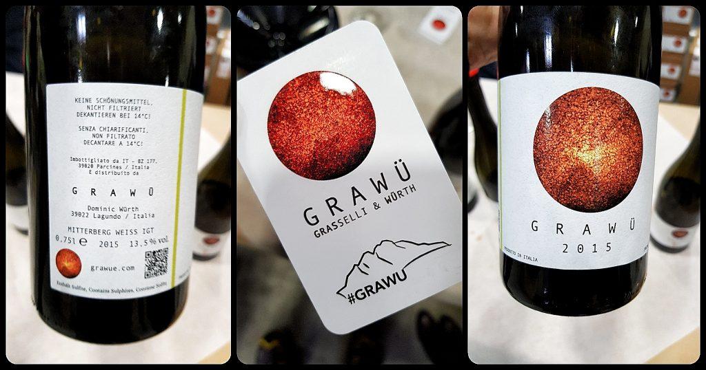 Sorgente del vino live GRAWU