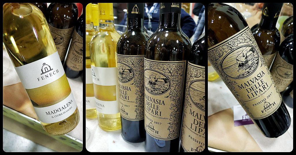 Sorgente del vino Fenech