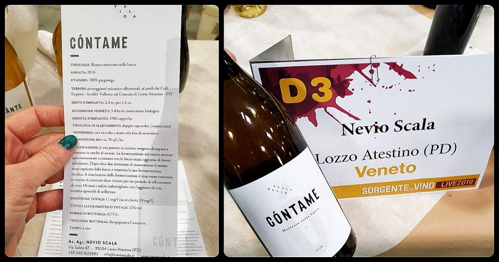 Sorgente del vino Nevio Scala