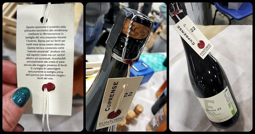 Sorgente del vino Fontorfio