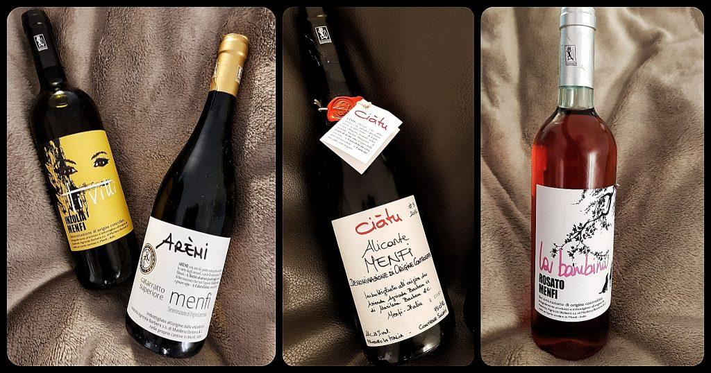 Sorgente del vino Cantine Barbera