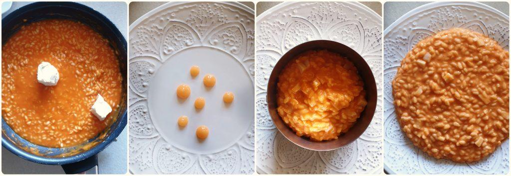 impiattamento risotto gourmet magico lucedio