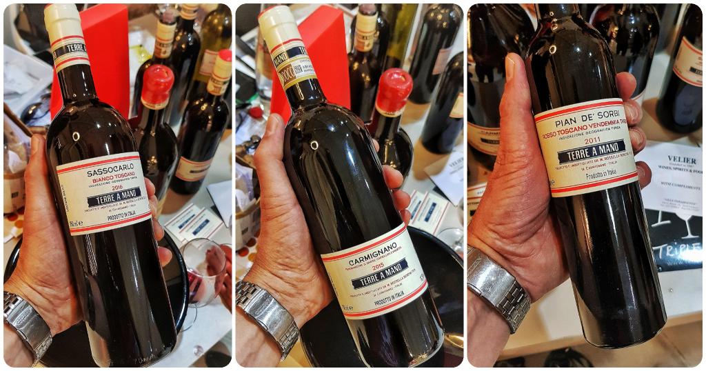 Terre a Mano by Papillamonella Live Wine 2019