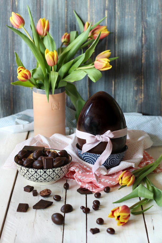 Cioccolato e uova di Pasqua: fondente o al latte