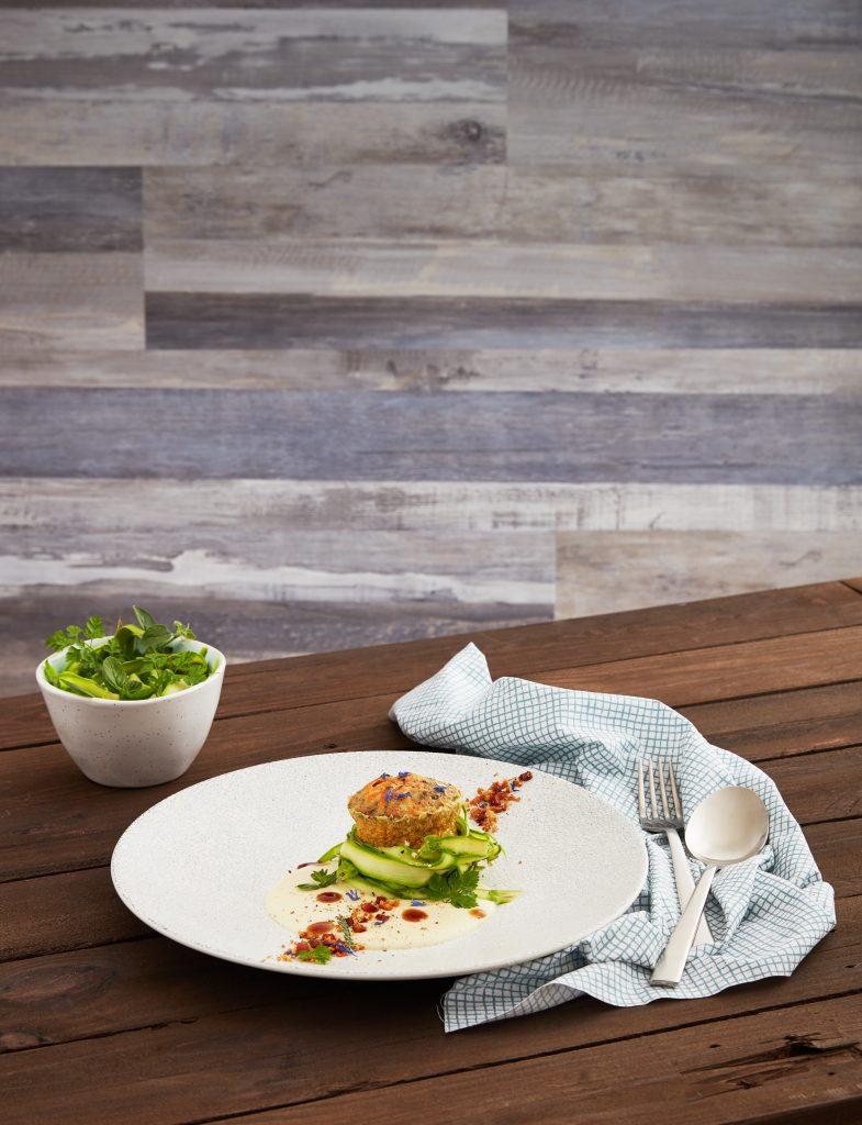 Frittata al vapore con crema di parmigiano e asparagi ricetta light antipasto