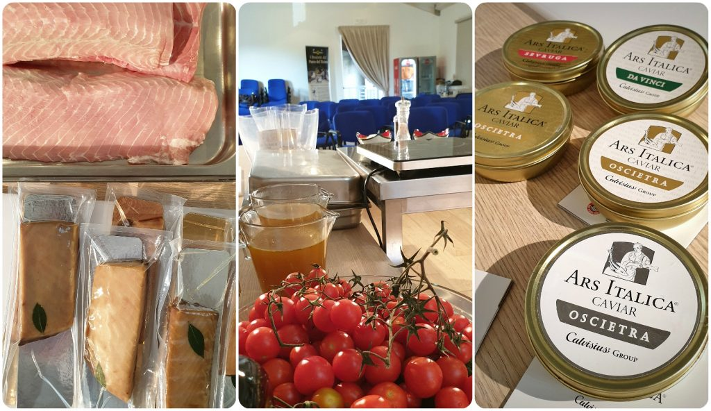 Storione del Ticino ars italica caviar per l'appetitovienviaggiando