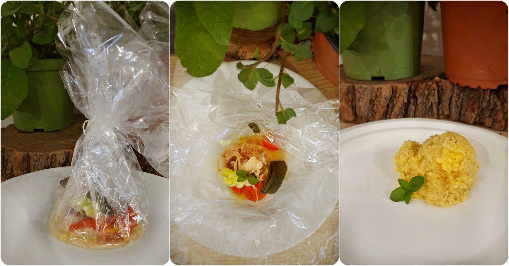 Storione ticino e polenta cirenaica l'appetitovienviaggiando a cascina Montediviso