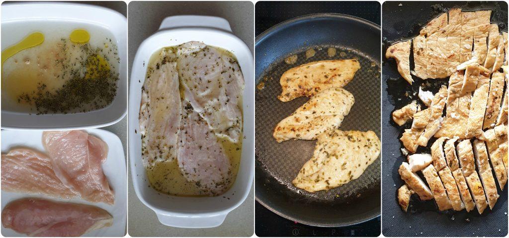 pollo Bofrost marinatura e cottura