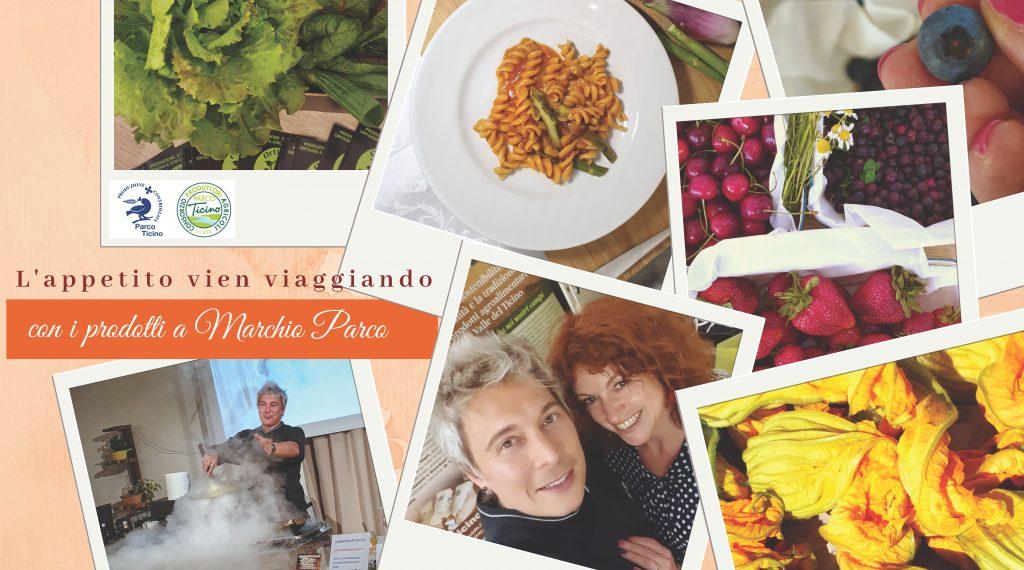 L'appetito vien viaggiando...con i prodotti a Marchio Parco Ticino