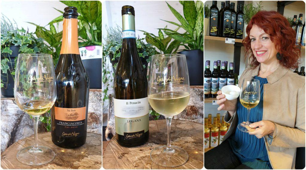 Iper La grande i degustazione vini biologici