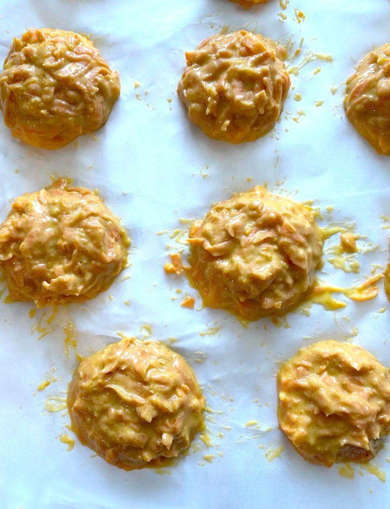 Biscotti carote vegani veloci facili