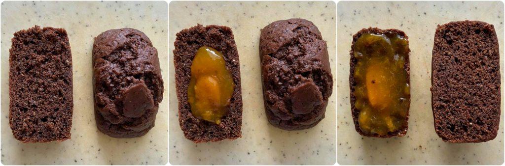 Vegan plumcake cacao e chia