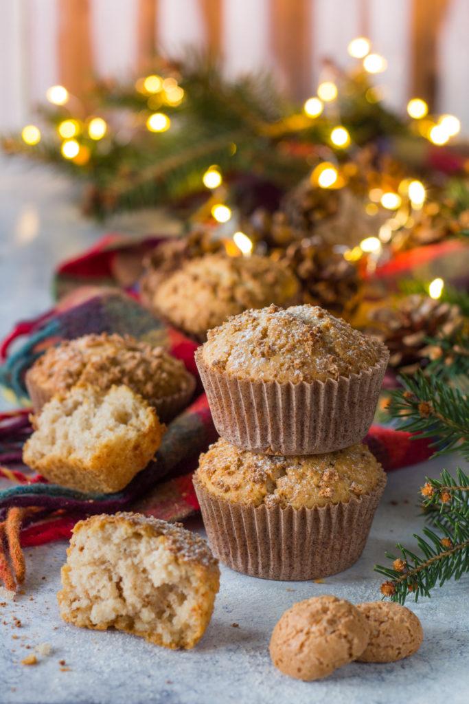 muffin panna e amaretti senza uova facili veloci