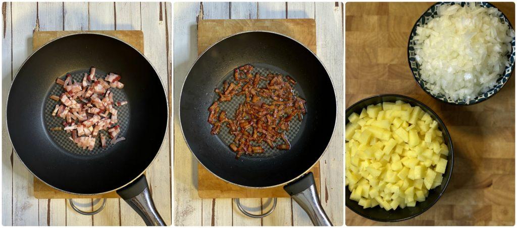 Clam chowder pancetta affumicata Iper la grande i